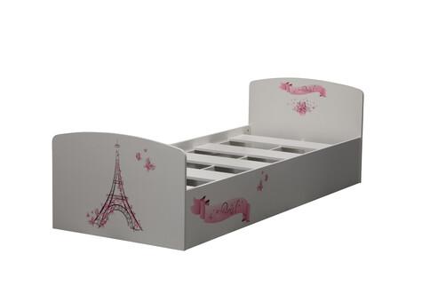 Кровать Лего-2 париж (белый)