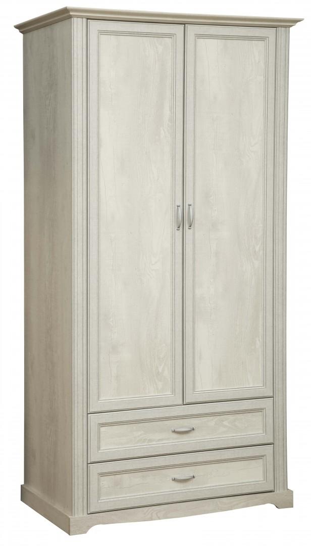 Шкаф 32.03 Сохо (бетон пайн белый)
