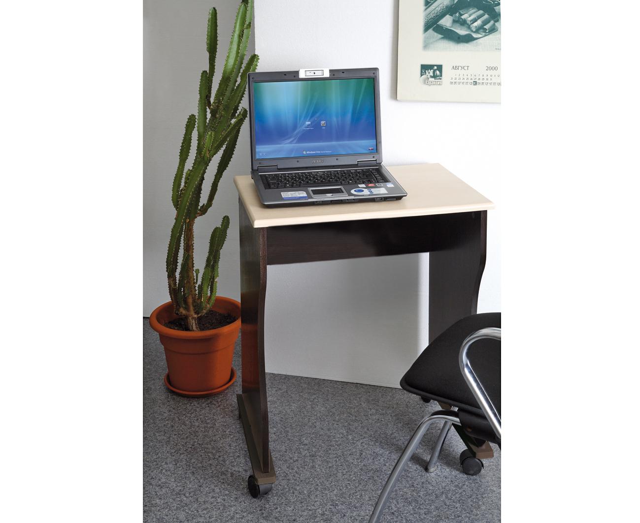 Письменный стол Костер-1 (венге/клен азия)