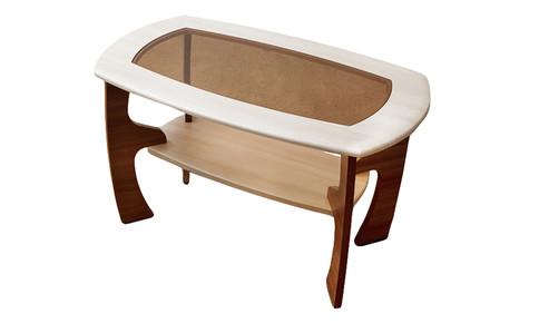 Журнальный столик Маджеста-3 (ясень шимо темный/ясень шимо светлый)
