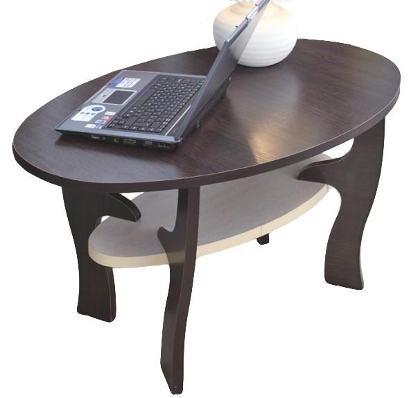 Журнальный столик Маджеста-4 (венге/дуб линдберг)