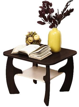 Журнальный столик Маджеста-5 (венге/дуб линдберг)