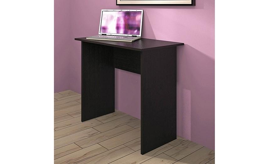 Письменный стол приставной (венге)