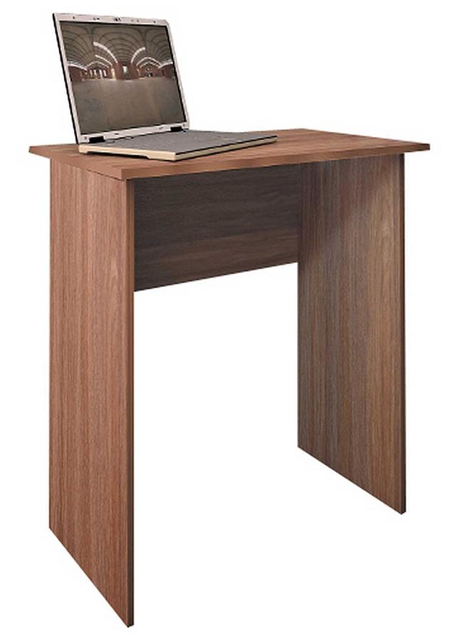 Письменный приставной стол (ясень шимо темный)