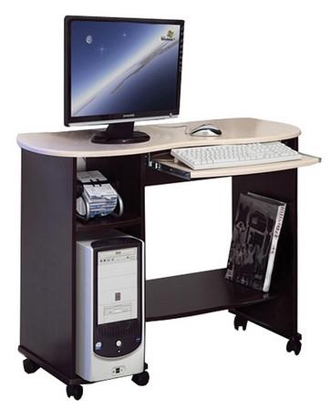 Письменный стол Костер-3 (венге/клен азия)