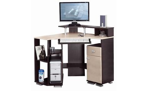 Письменный стол Костер-7 (венге/клен азия)