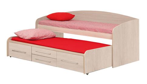 Кровать двухъярусная Адель-5 (дуб линдберг)