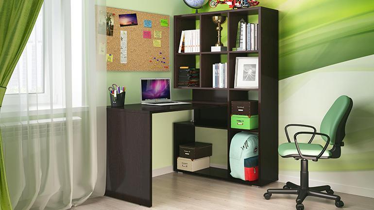 Письменный стол Костер-8 (венге)