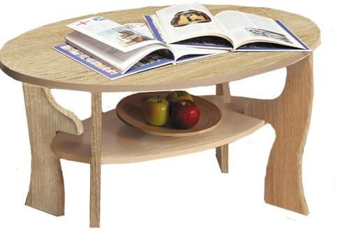 Журнальный столик Маджеста-4 (дуб сонома)