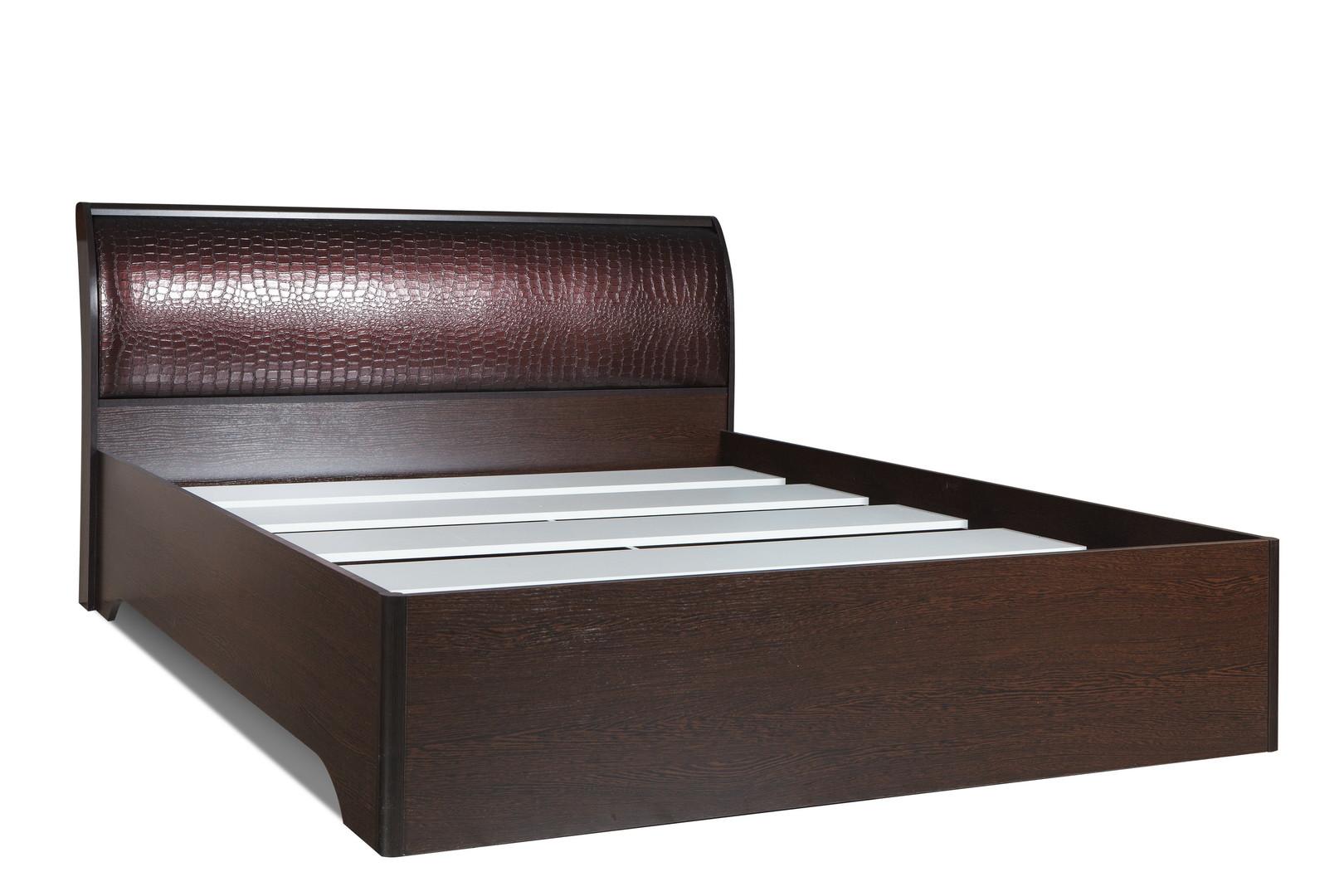 Кровать 06.297 с настилом Мона (венге)