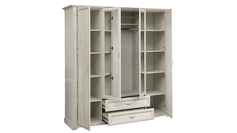 Шкаф 32.01 Сохо (бетон пайн белый)