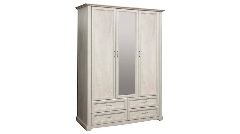 Шкаф 32.02 Сохо (бетон пайн белый)