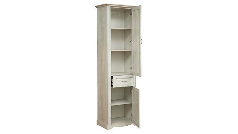 Шкаф 32.04-01 Сохо (бетон пайн белый)