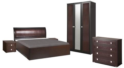 Комплект мебели для спальни Мона 3 (венге)