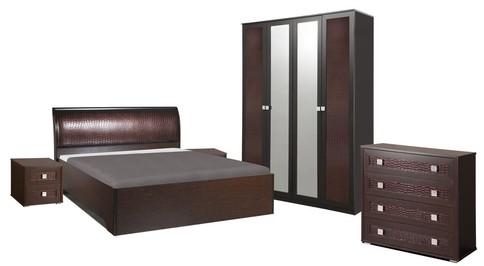 Комплект мебели для спальни Мона 4 (венге)
