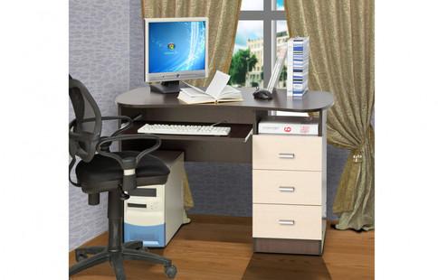 Письменый стол (венге/дуб линдберг)