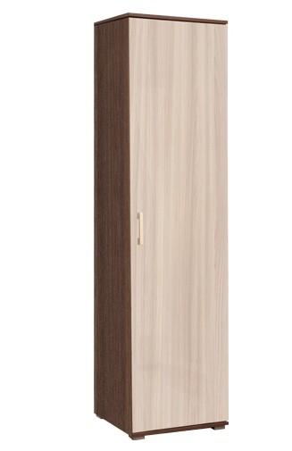 Шкаф- пенал Визит-М07 (ясень шимо темныйясень шимо светлый)