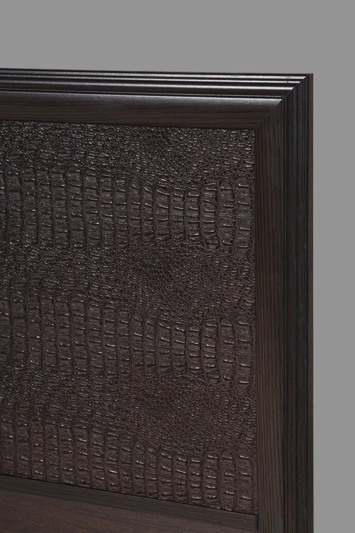 Кровать 06.02 с настилом Волжанка (венге)