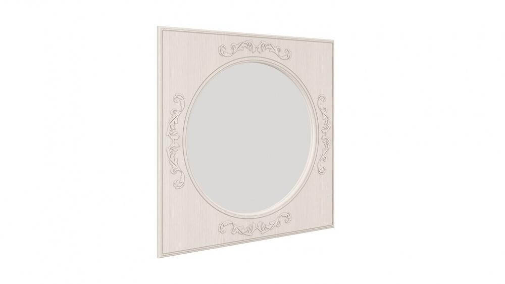 Зеркало Каролина (вудлайн кремовый/сандал белый)